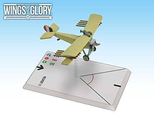 Wings of Glory WWI Nieuport 11 (Ancillotto)