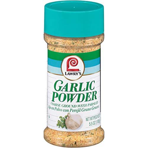 Lawry's Garlic Powder With Parsley, 5.5 OZ