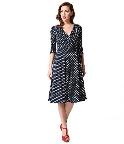 ivory 40s style dress - 1