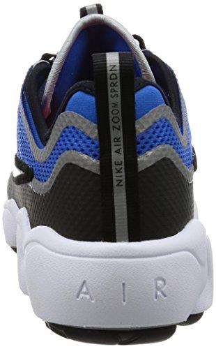 NIKE Zoom SPRDN Laufschuh für Herren Regal Blue / Metallic Silber-schwarz-karminrot