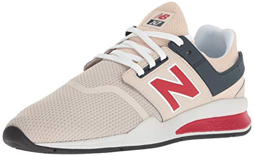 team Balance Morn Mens Ms247nv1 Red Schoenen New grijs YBHO8A