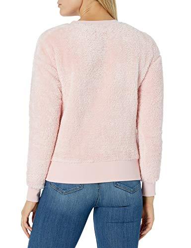 UGG womens Prue Sweatshirt, Pink Cloud, Small US