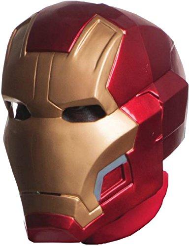 Adult Mark 43 Iron Man Mask - Avengers 2: Age of Ultron One Size ()