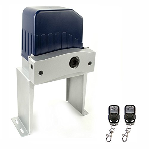 ALEKO AC1400NOR Chain Driven Sliding Gate Opener for Gates up to 40 Feet Long 1400 Pounds ()
