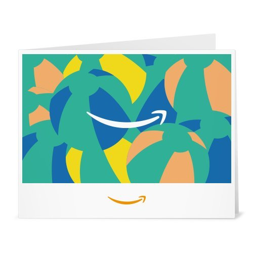 Amazon Gift Card - Print - Summer Beach Ball (Beachballs Com)