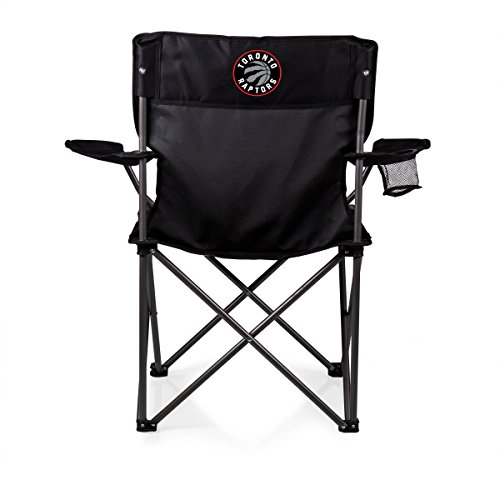 Toronto Raptors Folding Chair - NBA Toronto Raptors 'PTZ' Portable Folding Camp Chair