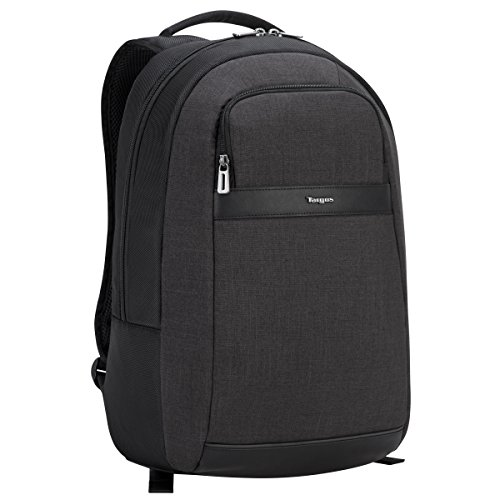 Targus CitySmart Backpack with Tablet Compartment for 15.6-Inch Laptops, Gray (TSB892)