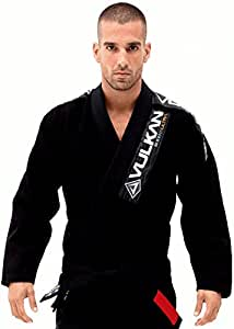 Vulkan ULTRA Light Jiu-Jitsu Gi Adult & Kids Sizes + Free Submission and Position Videos + 30 Day Comfort Guarantee + IBJJF Approved