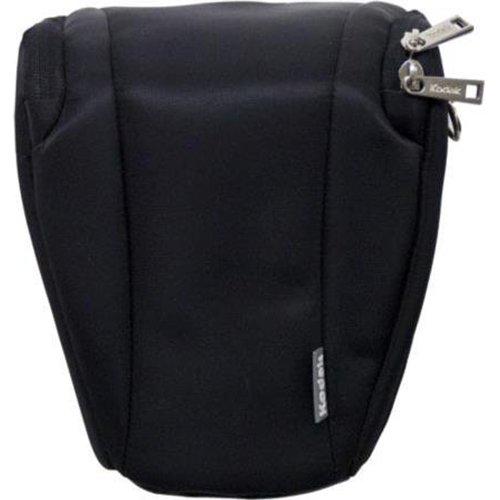 (Kodak Deluxe Top-Load DSLR Camera Holster Case (Black))