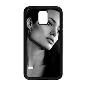 New Style Custom Picture Angelina Jolie St. John Cell Phone Case for Samsung Galaxy S5