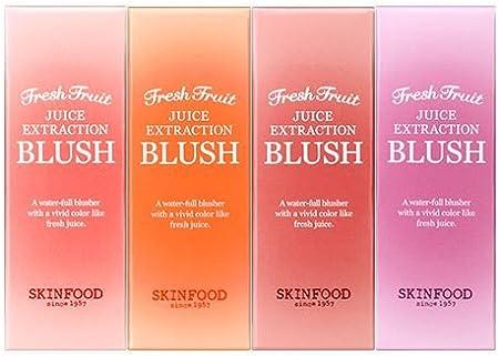 Amazon New Skinfood Fresh Fruit Juice Extraction Blush 7g スキンフード フレッシュ フルーツ ジュース エクストラクション ブラッシュ 7g 4 Berry Beet Juice 並行輸入品 スキンフード Skinfood ビューティー 通販