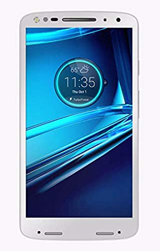 Motorola Droid Turbo 2 XT1585 (Renewed) (Winter White, 32GB)