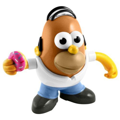 mr potato head simpsons - 2