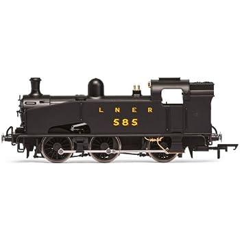 Hornby R3407 0-6-0T 68959 J50 Class Early BR Train Model Set