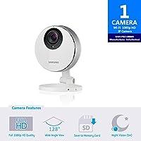 Samsung SNH-P6410BMR SmartCam HD Pro Full HD 1080p Wi-Fi Camera (Certified Refurbished)