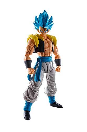 Tamashii Nations Bandai S.H. Figuarts Super Saiyan God Super Saiyan Gogeta Dragon Ball Super: Broly Action Figure from Tamashii Nations