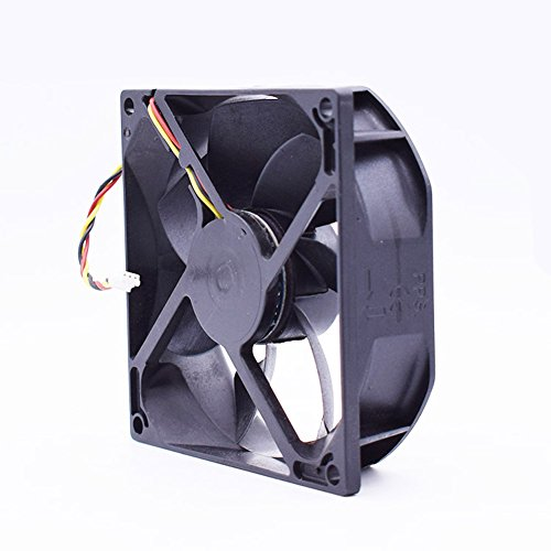 KDE1285PTV1 PSD1285PTB1-A 8525MM 8.5CM 12V 3.6W 3 wires Alarm Signal Projector cooling fan