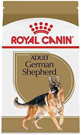 Royal Canin German Shepherd Adult Breed Specific Dry Dog Food, 30 lb. bag
