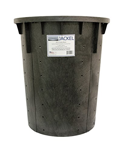 Jackel 18 in. x 24 in. Perforated Sump Basin (Model: ()