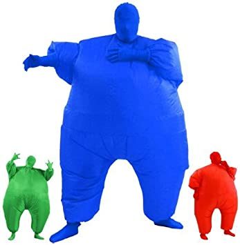 AirSuits Vestido Inflable Fat Dick Carnival Segunda piel Traje De Carnaval Dirigible Traje