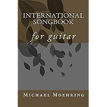 International Songbook: for guitar