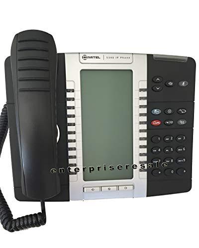 - Mitel Networks 5340 IP Phone VoIP Phone - SIP, MiNet (71949D) Category: IP Phones