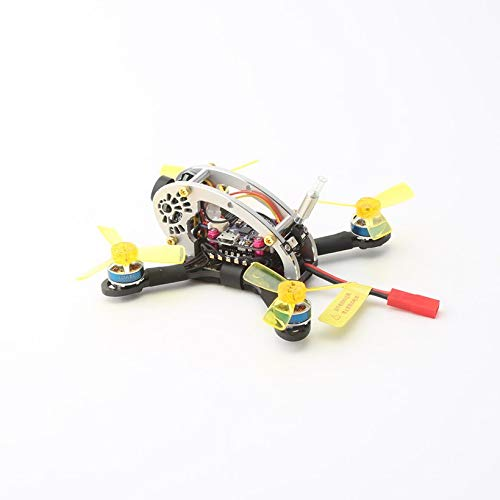 Wikiwand LDARC FPVEGG V2 5.8G Brushless OSD Camera Mini FPV RC Racing Drone PNP Version by Wikiwand (Image #1)