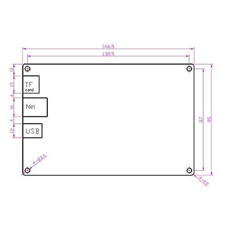 KINGPRINT NEW Smoothieware Controller Board MKS SBASE V1 3 32bit Controller  Panel Board for 3D Printer