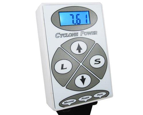 CYCLONE 1.0 Digital Tattoo Power Supply Unit (White)