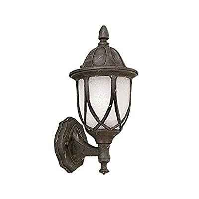 Designers Fountain 2867-AG Capella Wall Lanterns, Autumn Gold