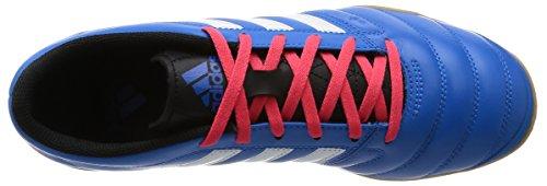 adidas Gloro 16.2 In, Zapatillas de Running para Hombre Azul / Blanco / Rojo imperial