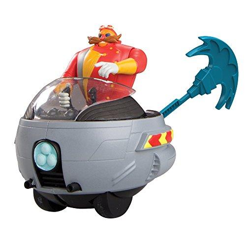 Sonic Boom Feature Figure- Eggman