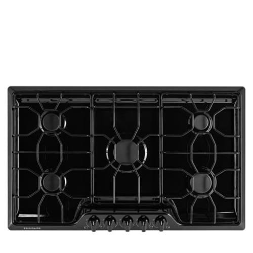 Amazon.com: Frigidaire ffgc3610q 36 inch Amplia Built-in Gas ...