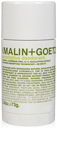 Malin + Goetz Eucalyptus Deodorant, 2.6oz