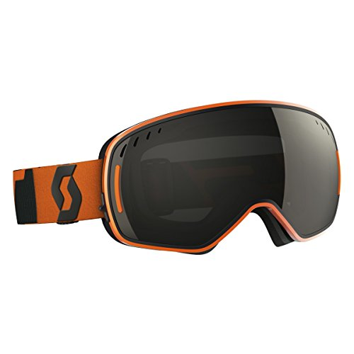 Scott LCG Goggles uni Fluo Orange/Grey/Solar Black Chrome