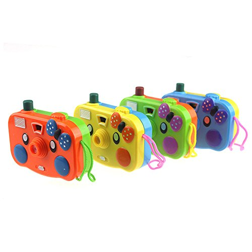 Hot Sale!UMFun Camera Toy Projection Simulation Digital Camera Children Educational Gift]()