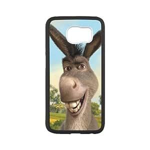 donkey shrek the final chapter Samsung Galaxy S6 Cell Phone Case Black 53Go-151050
