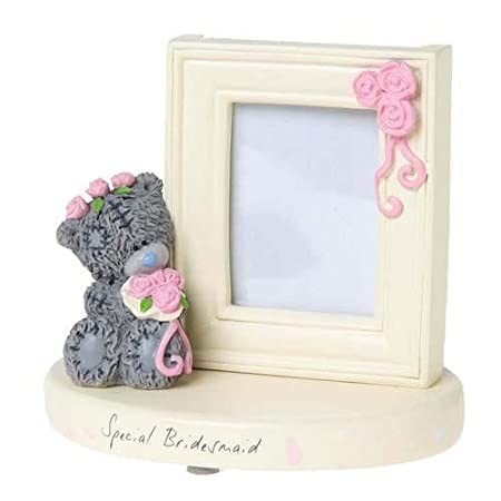 Me To You Special Wedding Photo Frame With Tatty Teddy Figure On It ...