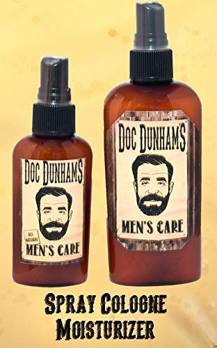 Doc Dunham's Badlands Moisturizing Cologne