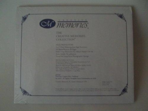 The Creative Memories Collection 5 x 7 Page Protectors (7 X Album 7 Memories Creative)