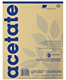 Grafix Acetate 9x12-Inch, 25 Sheets, 003 Clear