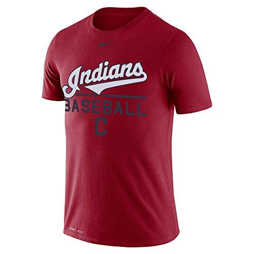 Cleveland Indians Nike Practice T-Shirt – DiZiSports Store