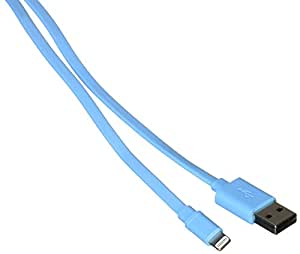 Incase 3FT Sync and Charge Cable w/ Lightning Connector - Blue - EC20122