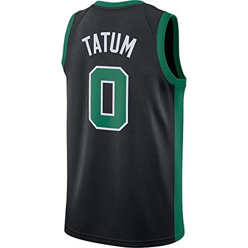 Men's/Youth_Jayson_Tatum_#0_Basketball_Fans_Jerseys_Youth_Black_Game_Jersey