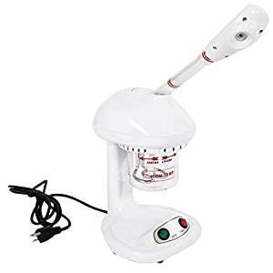 Portable Professional Mini Desktop Facial Steamer OZone Spa Salon Table Beauty