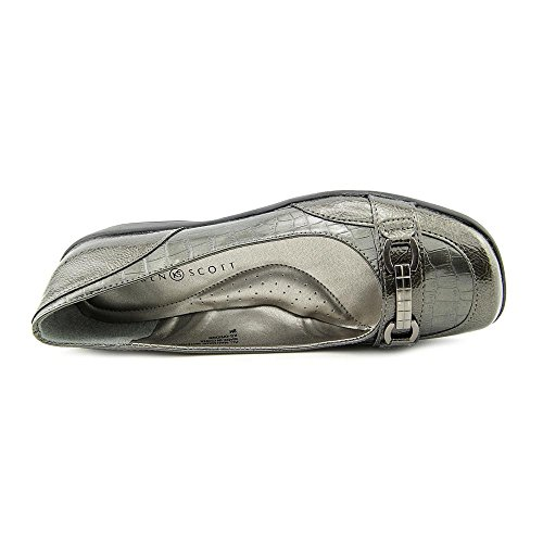 Karen Scott Womens Orionn Closed Toe Loafers Pewter xivYj2KFh