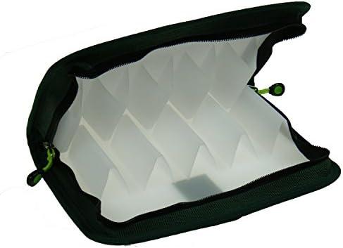 Amazon.com: 1 x 10 celdas Protable plástico Pesca Cajas de ...