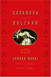 Casanova in Bolzano: A Novel