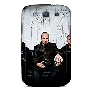 Excellent Design Mayhem Band Phone Case For Galaxy S3 Premium Tpu Case