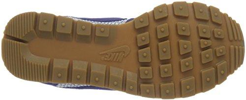 Nike Heren Grijs 518472 Trainingspak Broekje Blauw - Wit 500